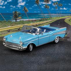 1957 Chevrolet Bel Air (Blue)
