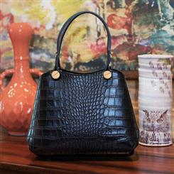 Carina Italian Leather Handbag