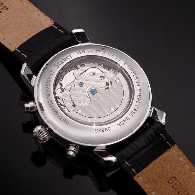 Stauer Jewelry Rings >> Stauer 47 Automatic Watch 39626 | Stauer.com