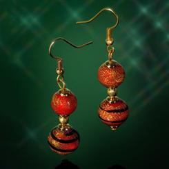 Natale Murano Earrings