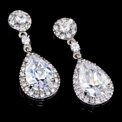 DiamondAura Sparkler Earrings