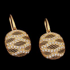 Arlecchino Earrings