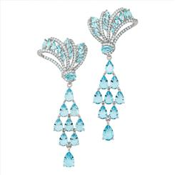 Chandelier Elegant Earrings