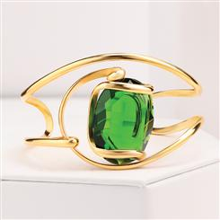Helenite Fluente Bangle