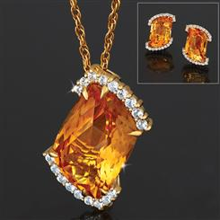Stauer Cut Citrine Collection