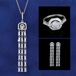 Art Deco Fringe Collection
