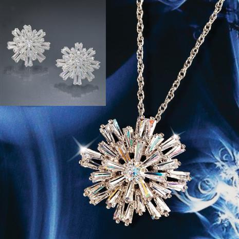 Starry Night Snowflake Collection