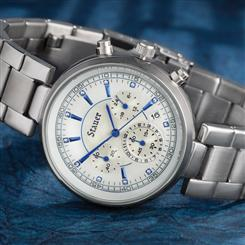 Steel Icon Chronograph