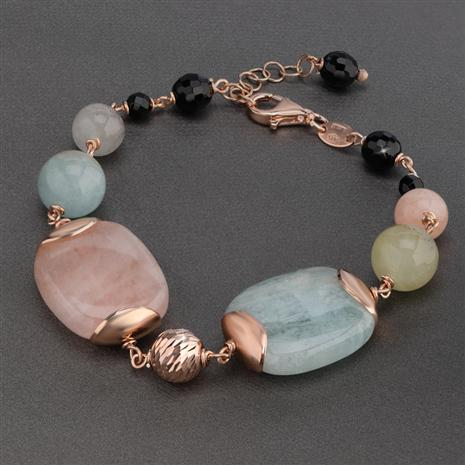 Berillo Gemstone Bracelet