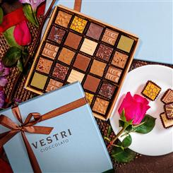 25-Piece Vestri Praline Assortment