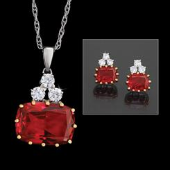 Scienza Ruby Romance Collection