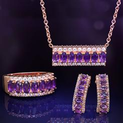 Amethyst Anniversary Collection