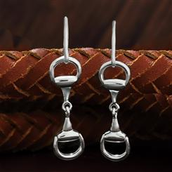 Cavallo Sterling Silver Earrings