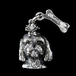 Best Friends Shih Tzu Pendant