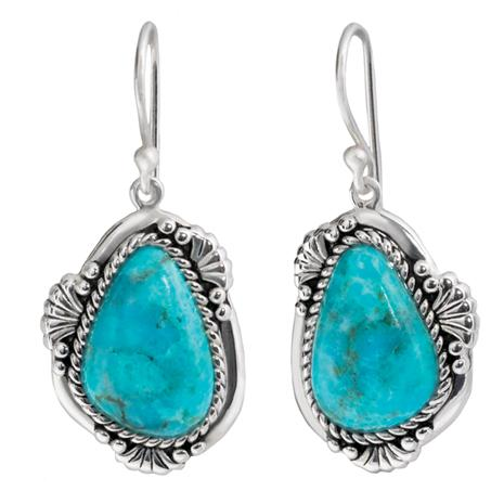Sedona Turquoise Earrings