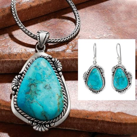 Sedona Turquoise Collection