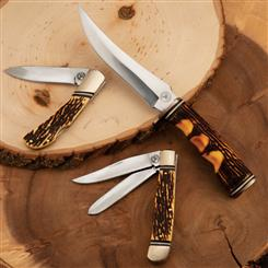 Triple Play Knife Set