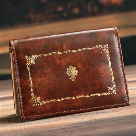 Fiorentino Italian Leather Card Wallet