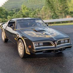 1977 Pontiac Firebird Trans AM (Black)