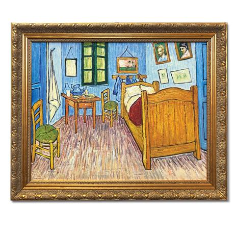 Bedroom in Arles by Vincent van Gogh