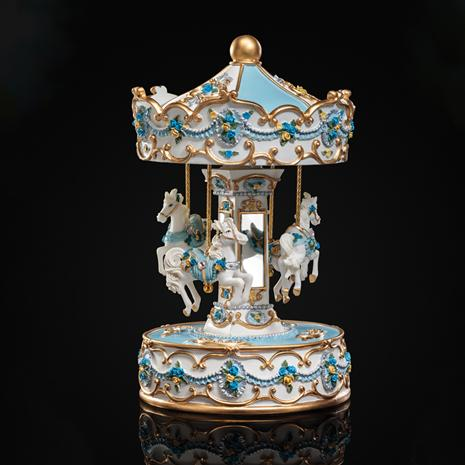 Musical Victorian Carousel