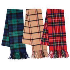 Cashmere Scarf Collection (set of 3)