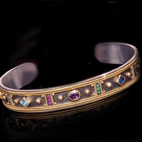 Byzantine Empire Bangle
