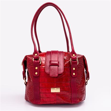 Secchiello Bag (Red)