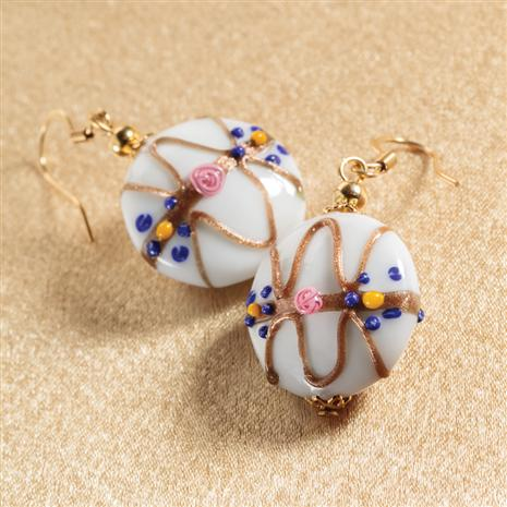 Celebrazione di Murano Earrings