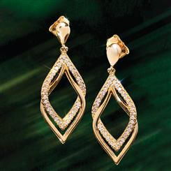A-List Marquise Earrings