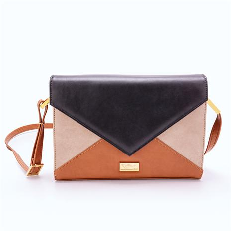 Color Block Italia Bag