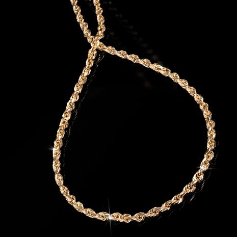 10K Gold Men's Goldsmith's Guild Chain
