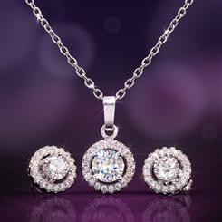 Sparkling Halo Collection