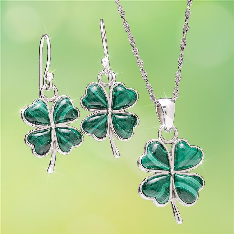 Lucky Four-Leaf Clover Collection