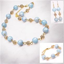 Aquamarine Evening Collection