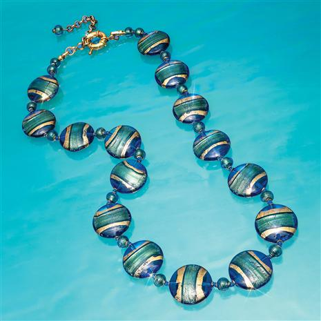 Grand Canal Murano Necklace