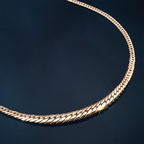 Omega d'Oro Necklace