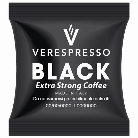 Verespresso Black Extra Strong Coffee (60 pods)