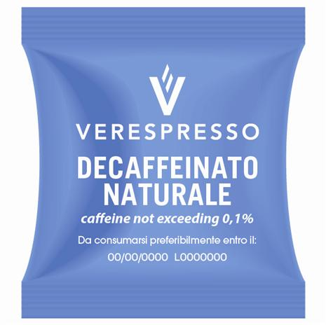 Verespresso Naturally Decaffeinated Coffee (60 pods)