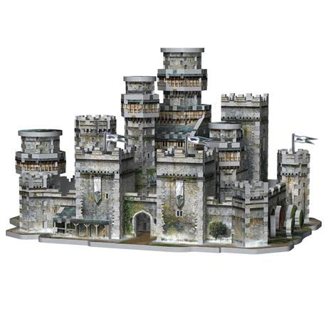Game of Thrones Winterfell 3D Puzzle (910-Piece)