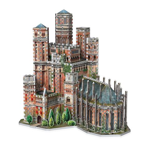 Game of Thrones The Red Keep 3D Puzzle (845-Piece)