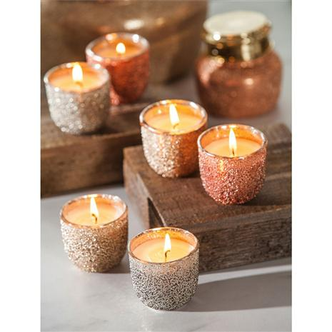 Beaded Candle Gift Set (6)