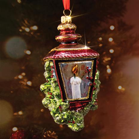 Holiday Magic Lantern Ornament