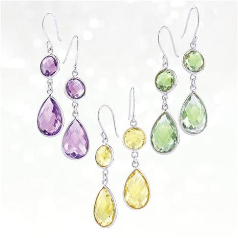 Drop Everything Earrings (Set of 3)