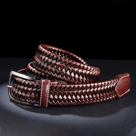 Men's Italian Leather Comodo Belt