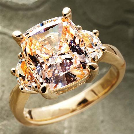 Diamondaura Cognac Ring Stauer Online Discount