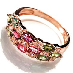 Camille Tourmaline Ring