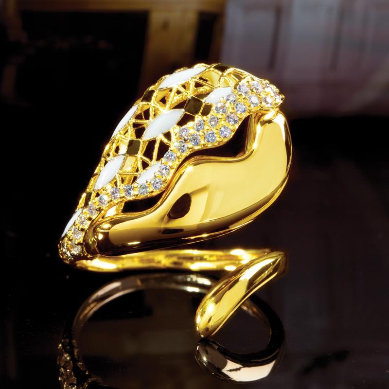 Stauer Avalon Ring