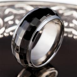 Mens Echelon Ring