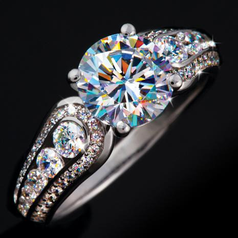 Diamond<em>Aura</em>&reg; Perfecta Ring